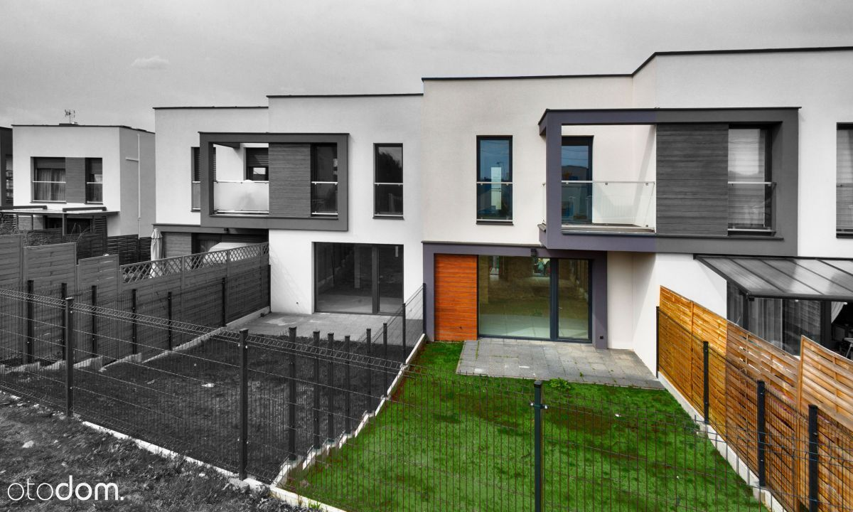 Dom (Szeregowy) - Brzesko