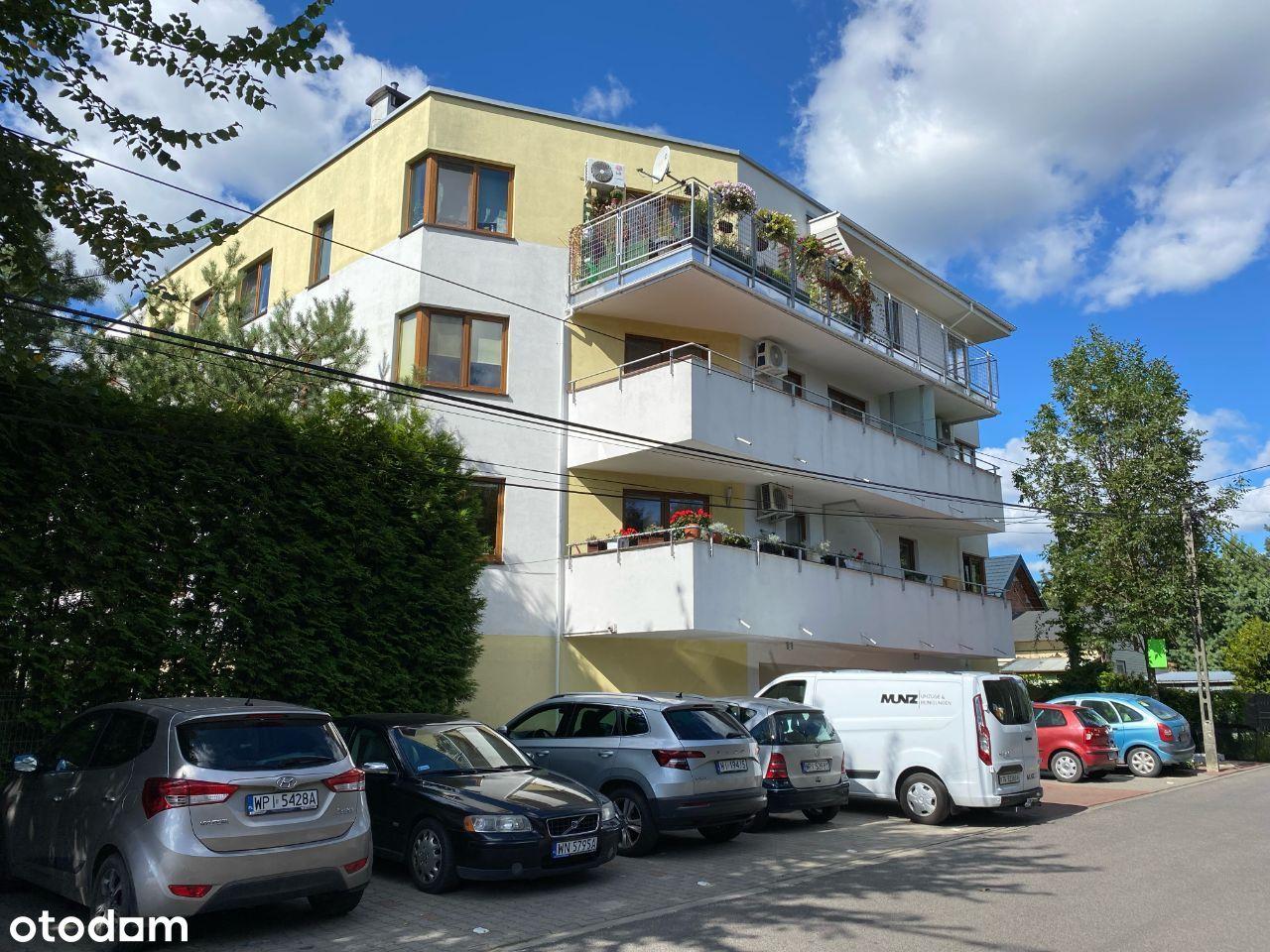 Mieszkanie 55m, ul Rejtana, garaż, zieleń
