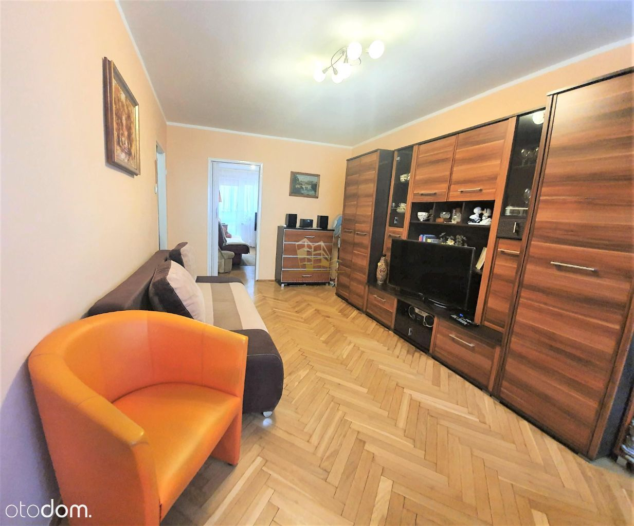 Mieszkanie 2 pok./ 39.6 m2/Parter/ Bielawa!