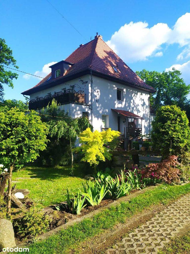 Duże mieszkanie w domu dwurodzinnym! Duży ogród!