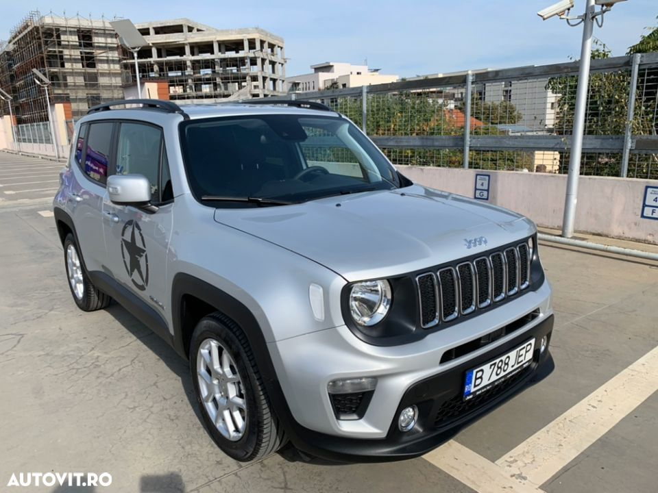 Jeep Renegade 1.0 - 2