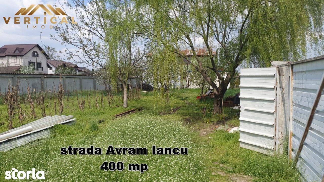 Teren de vânzare-400 mp - Zona Indepedentei-puz aprobat-Comuna Berceni