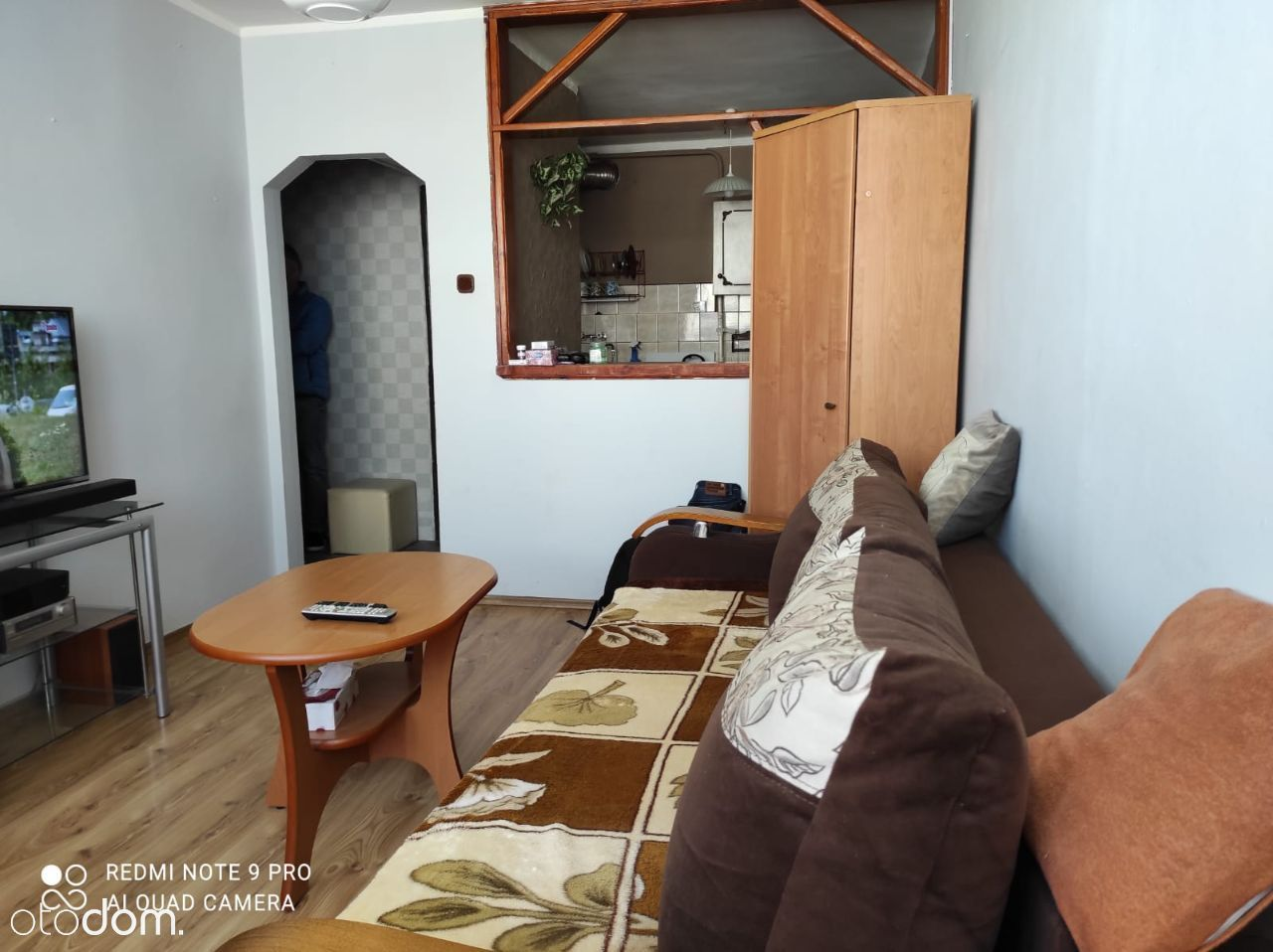 Mieszkanie 2 pokojowe, w centrum Lubina 38m2