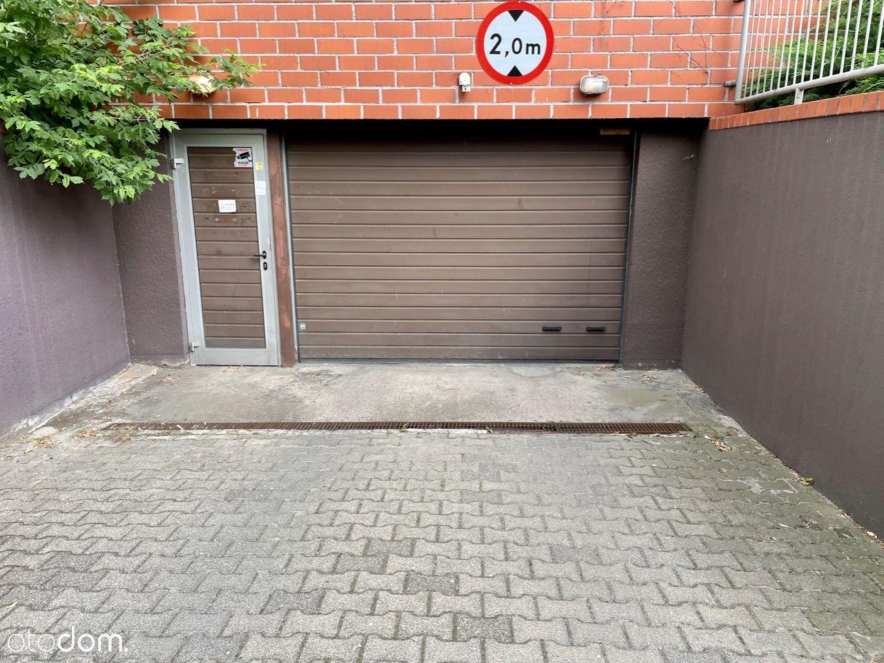 Miejsce parkingowe ul. Św. Rocha