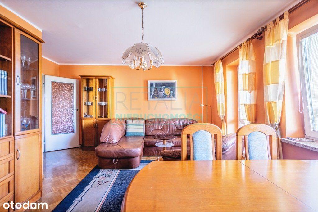 4 pokoje, 70 m2, garaż, 1200 M Wkd