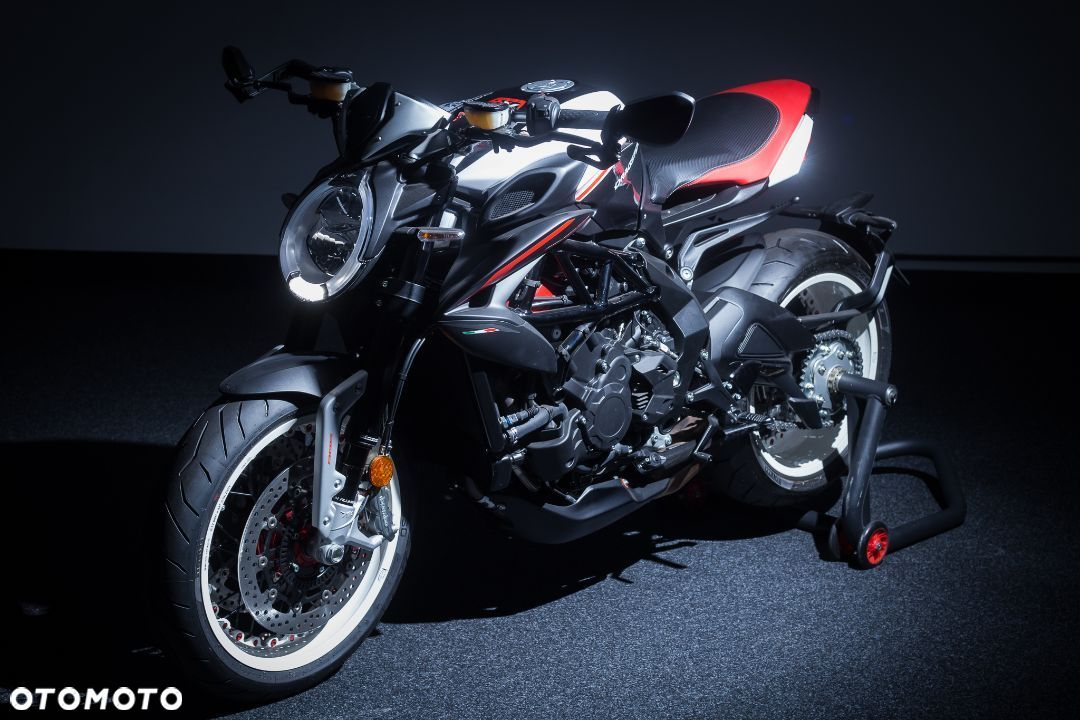 MV AGUSTA Dragster 800 RR Pearl Ice White, nowy 2019 rok - 3