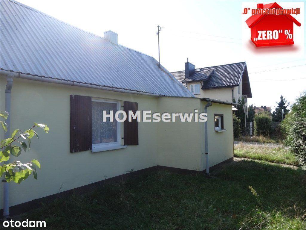 Agencja Homeserwis. Dom 48 m2 na sprzedaż
