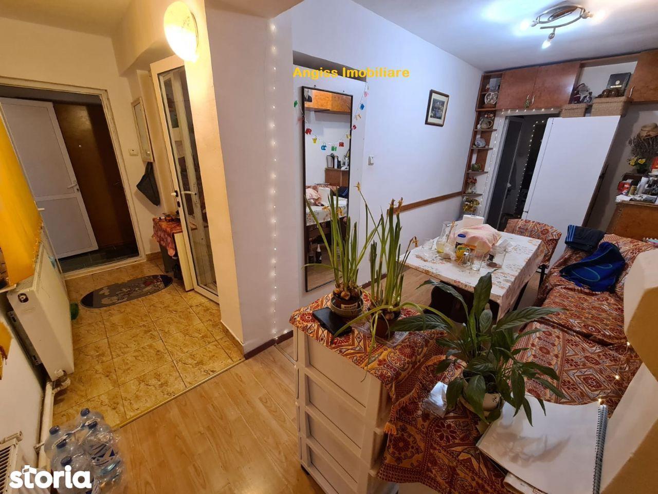 apartament + spatiu comercial . cartier c5 (86mp)