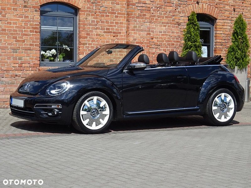 Volkswagen Beetle 2.0 TSI CABRIO Final Edition Automat Fender Kamera LED - 2