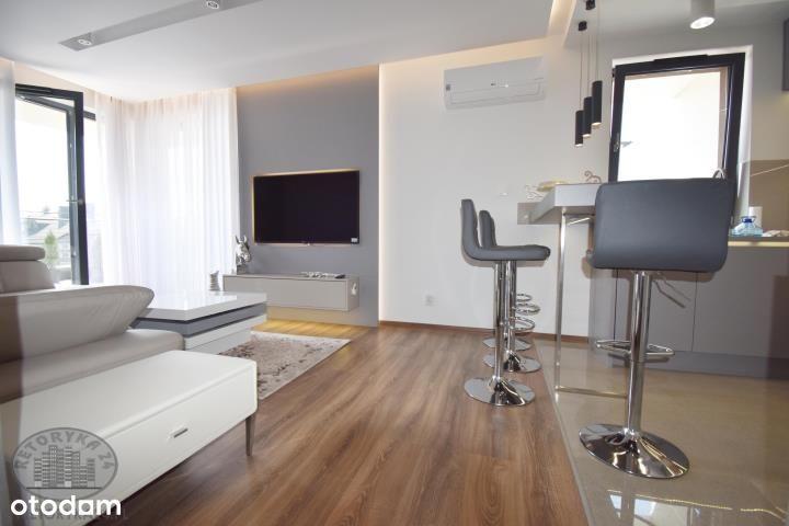 Kobierzyńska, Shell, Motorola luksusowy apartament