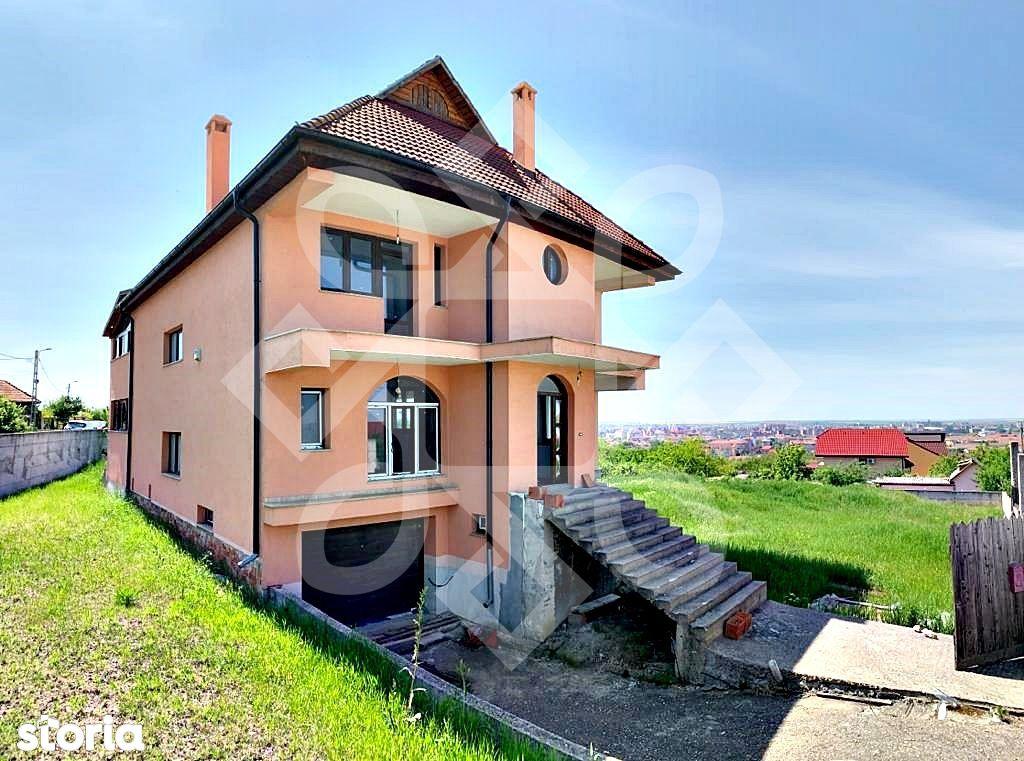 Vila semifinisata de vanzare, cartier Oncea, Oradea CV050