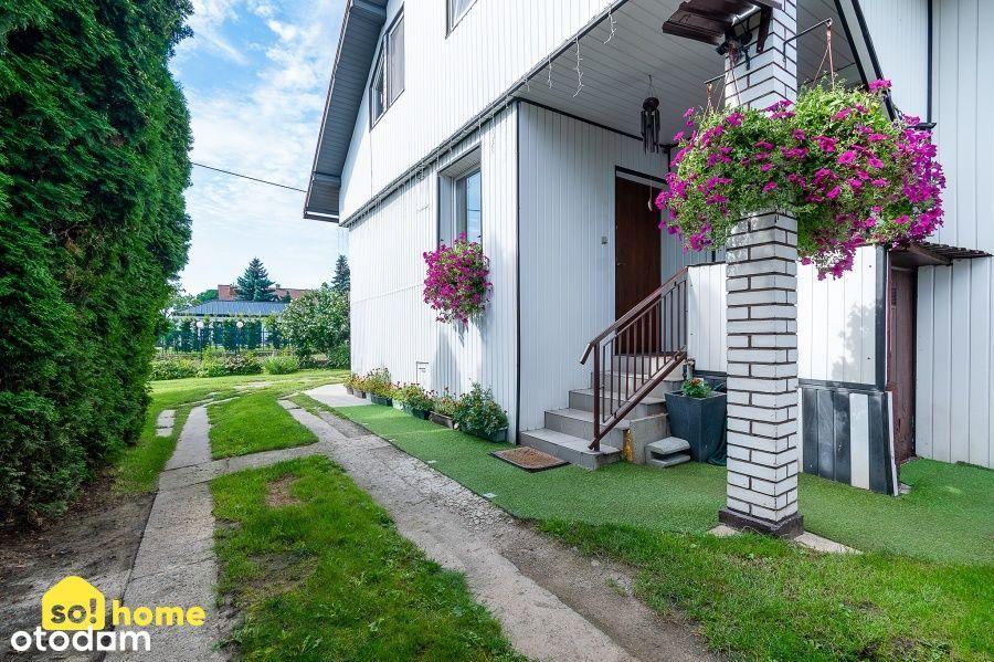 Dom w cenie mieszkania - 3 pokoje, garaż, piwnica.