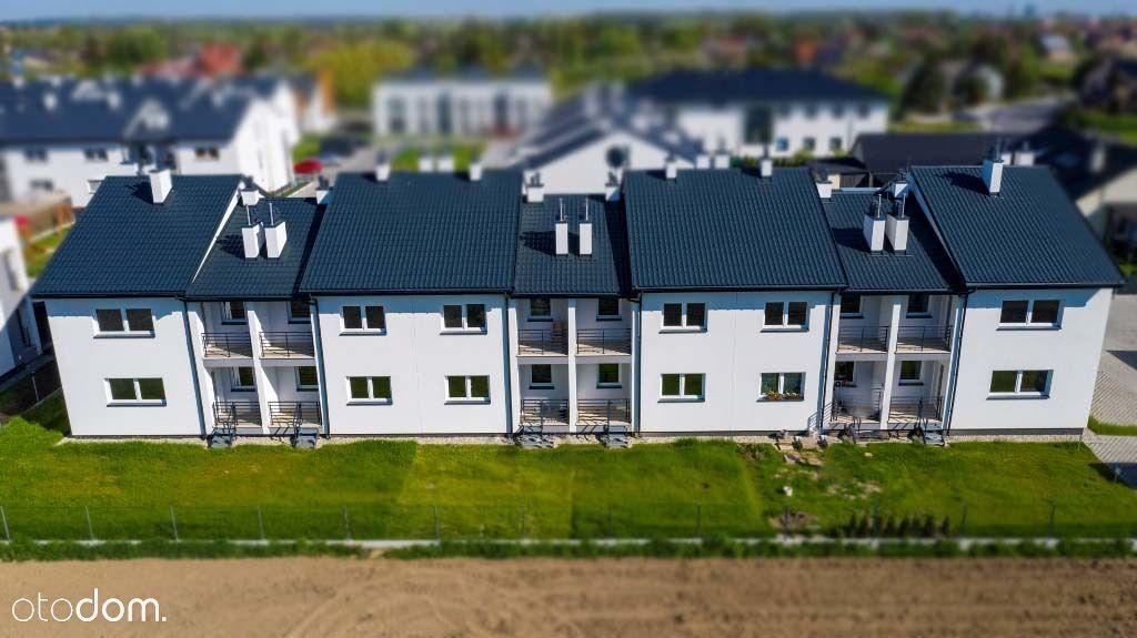 Mieszkanie, 60,94 m², Rzeszów