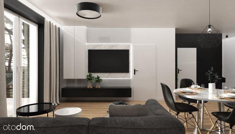 Nowe mieszkanie 48m, 3 piętro, 2 pokoje, pod klucz