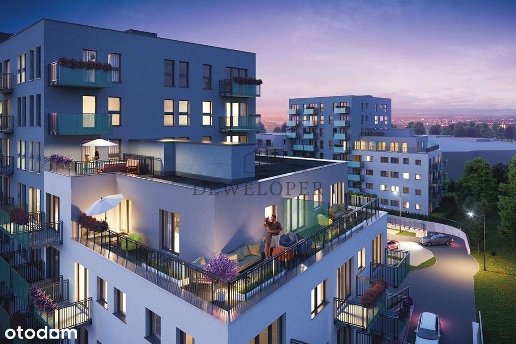 Kompaktowy apartament/ bezpośrednio - zielono