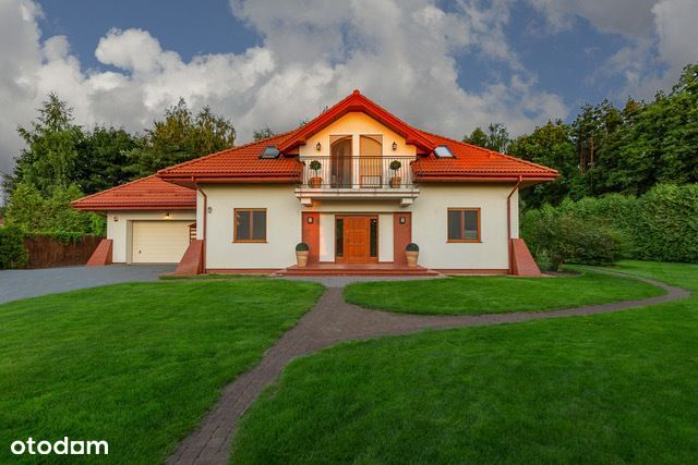 Dom pod Konstancinem (Solec), bez prowizji