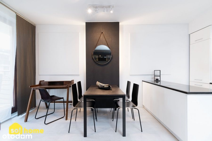 Przestronne2-pokojowe mieszkanie o powierzchni 4