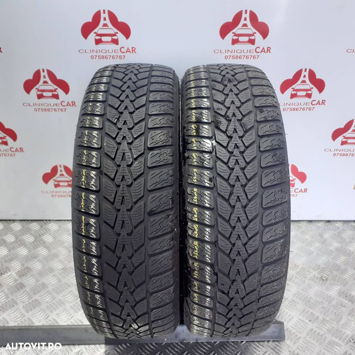 Anvelope Second-Hand 185/60/R15 84T DUNLOP - 2