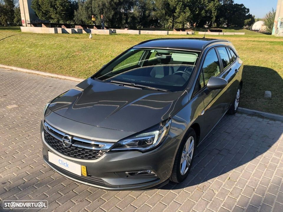 Opel Astra Sports Tourer 1.6 CDTI Business Edition S/S - 2