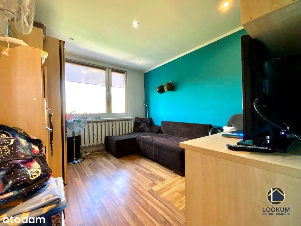 Mieszkanie, 44,64 m², Sosnowiec
