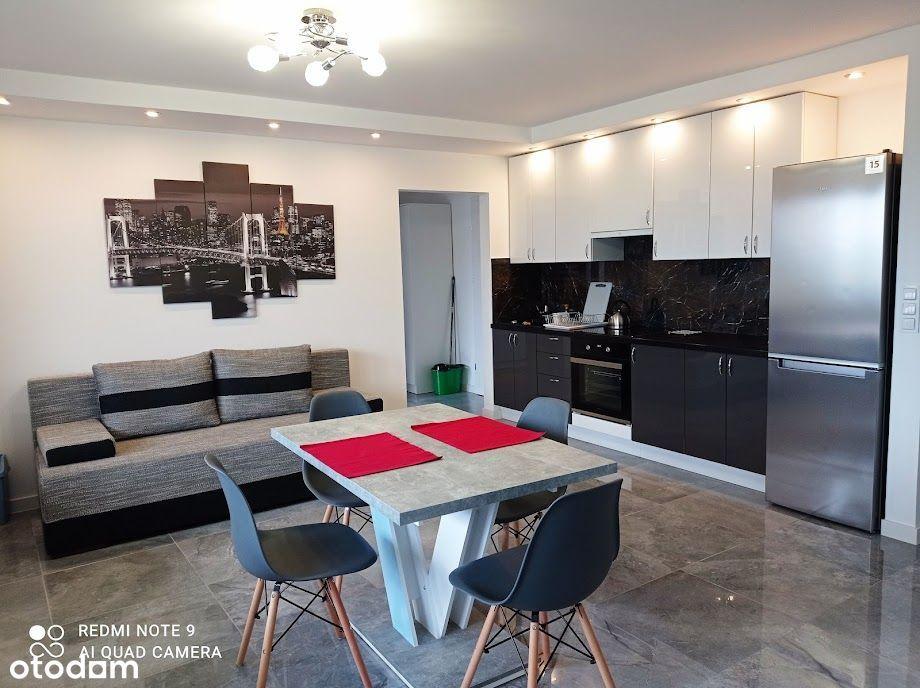 3 pokojowe z aneksem kuchennym 54,5 m2