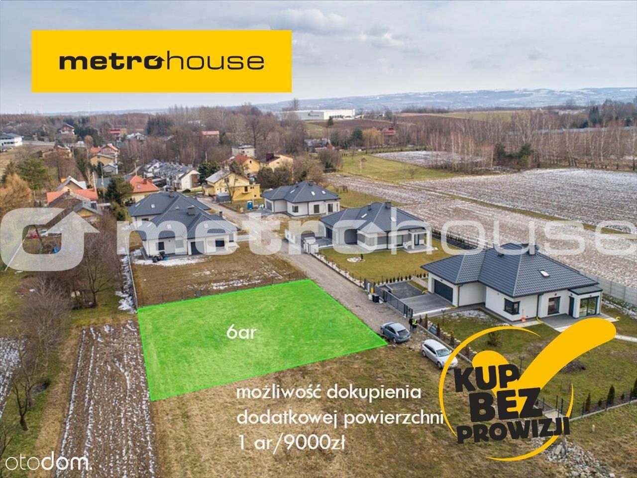 Łańcut - nowe osiedle domów jednorodzinnych