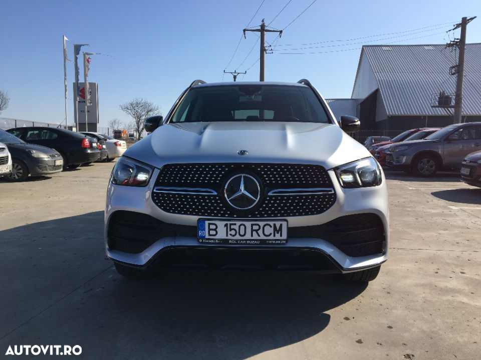 Mercedes-Benz GLE 300 - 2