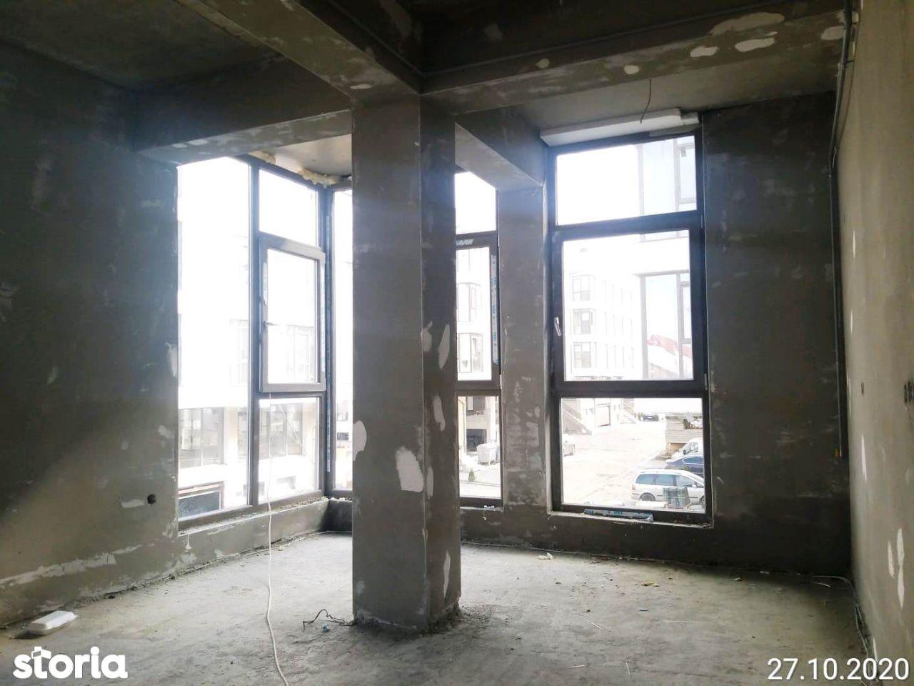 Etaj 2. Apartament 2 camere. str. Doamna Stanca Azure Residence