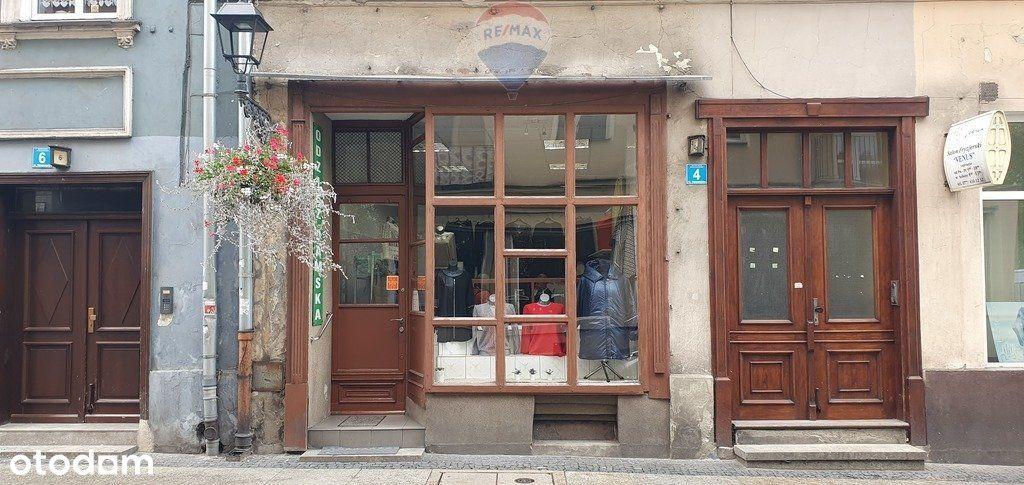 Malutki lokal z witryną w centrum Brzegu
