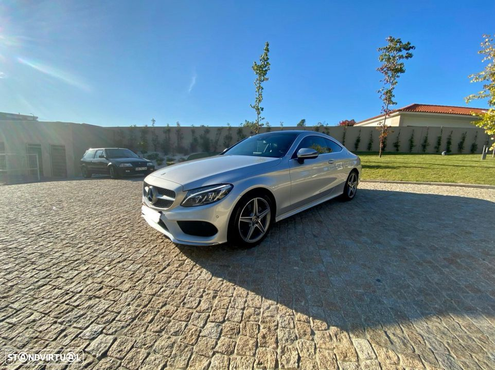 Mercedes-Benz C 220 AMG COUPE - 1