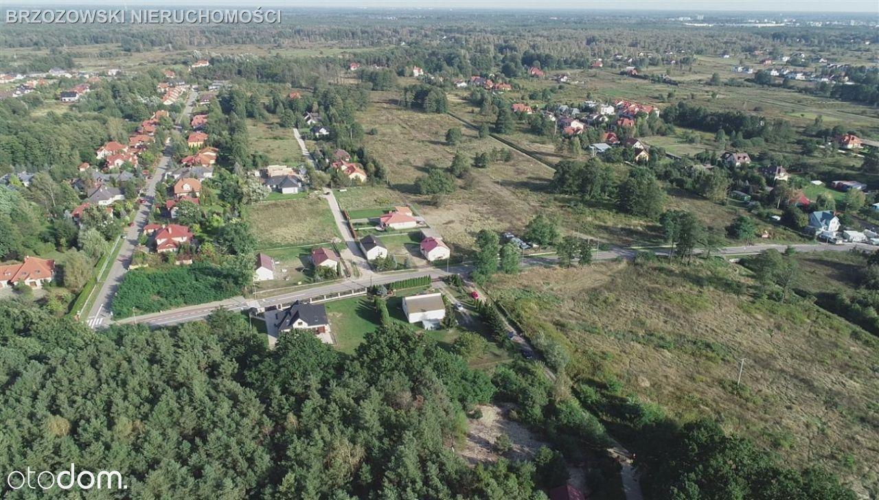 Białołęka, działka 1700 m2 z widokiem las Kobiałka