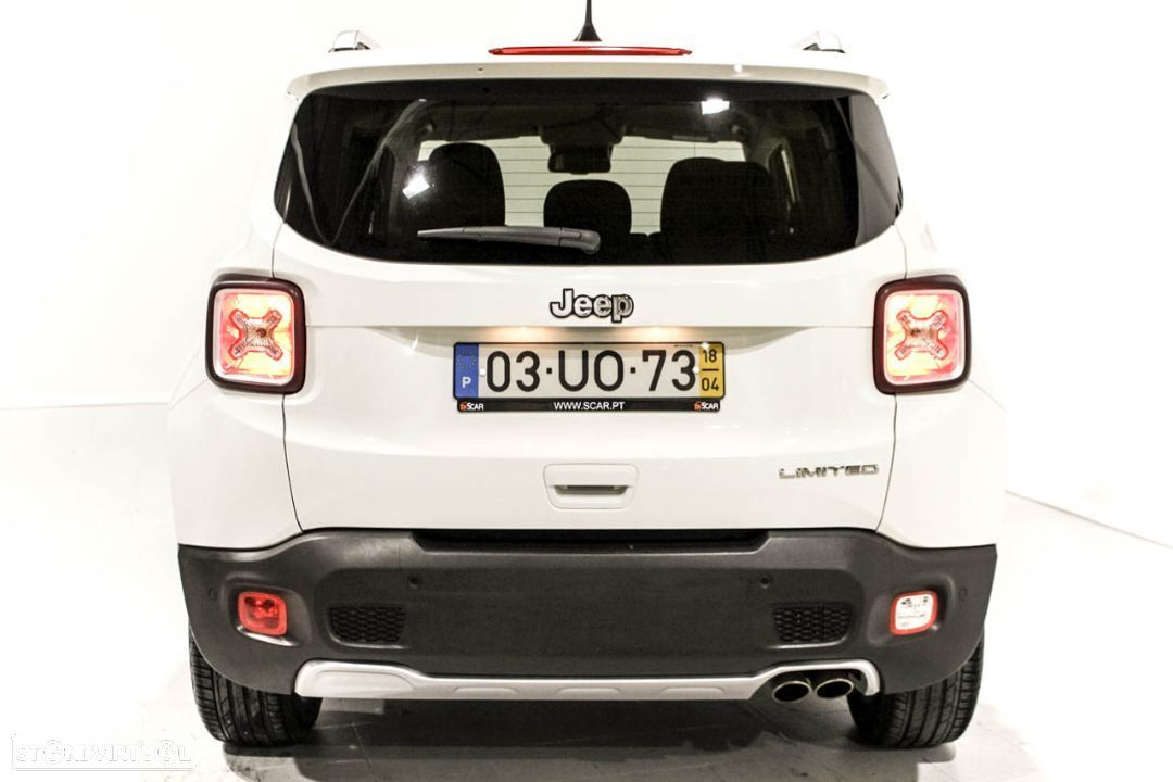 Jeep Renegade 1.6 MJD Limited DCT - 3