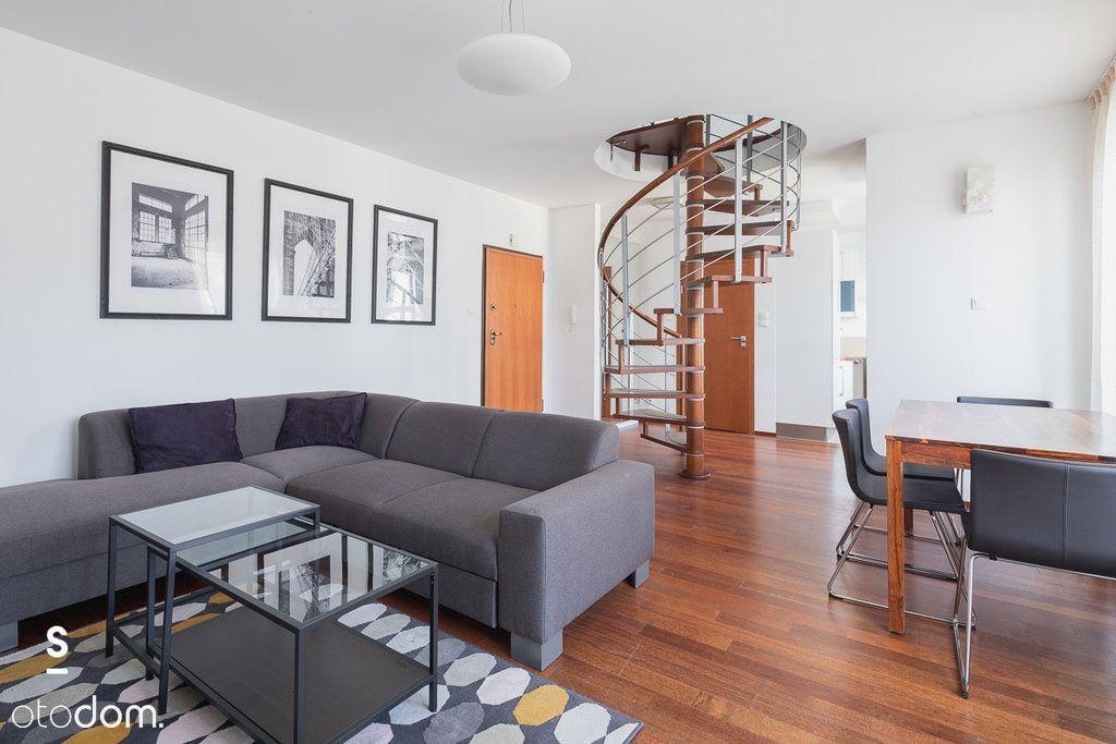 Trzy poziomowy apartamen w samym centrum