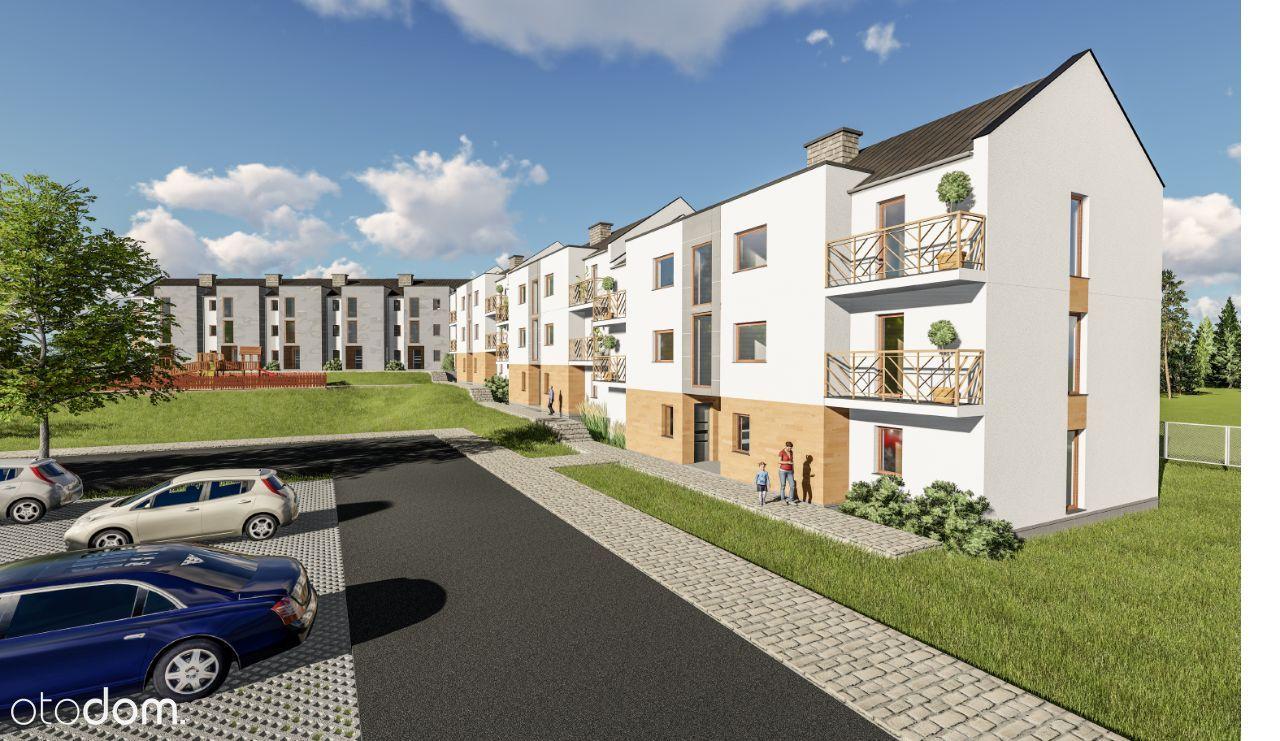 Nowe mieszkanie, bezczynszowe, w centrum, Zblewo