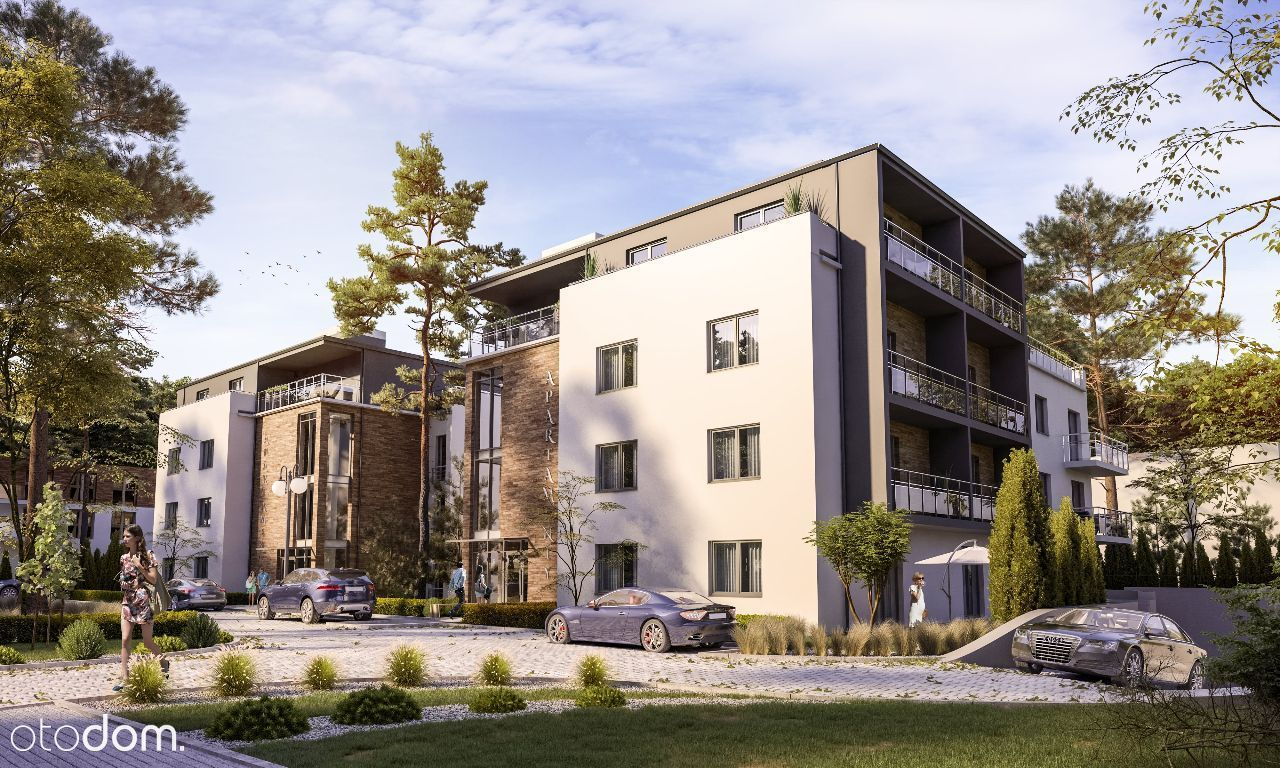 Apartament nad morzem | Double Rest, budynek B M6