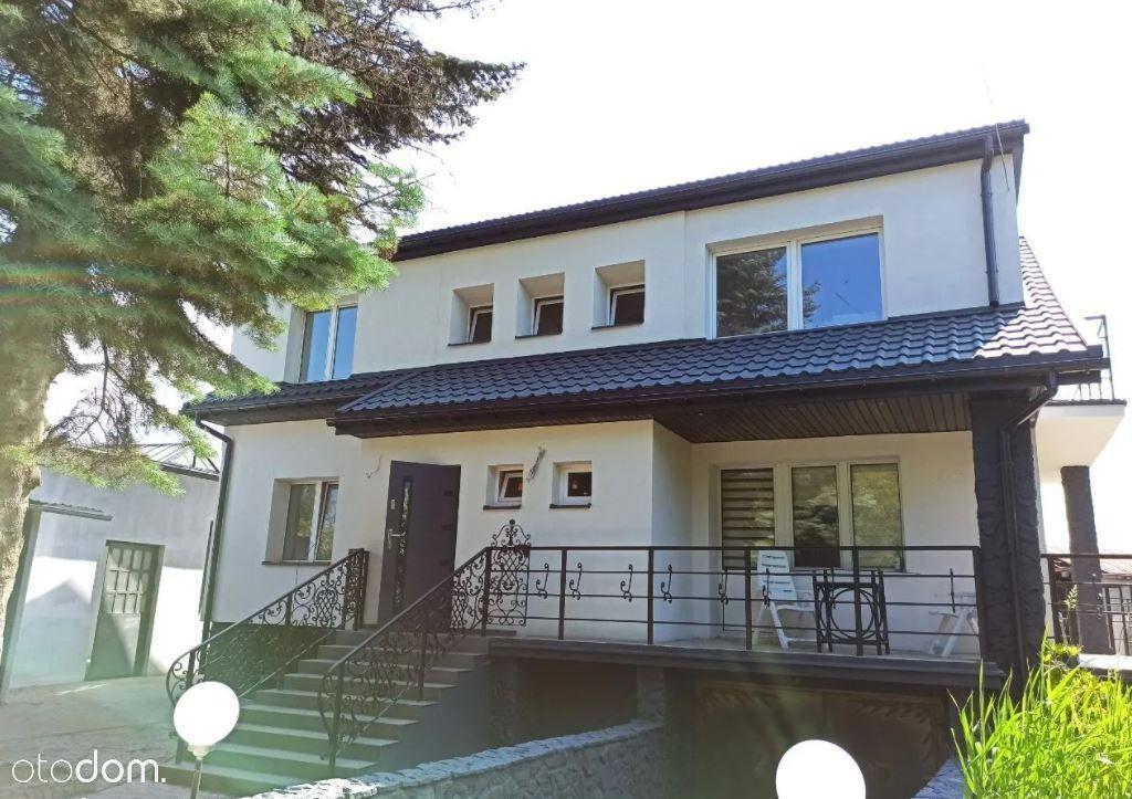 DOM a w nim 4 niezależne mieszkania od zaraz.