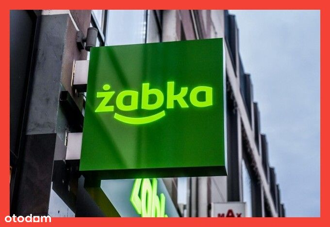 Lokal pod Żabkę - Zysk 5250 zł / miesięcznie