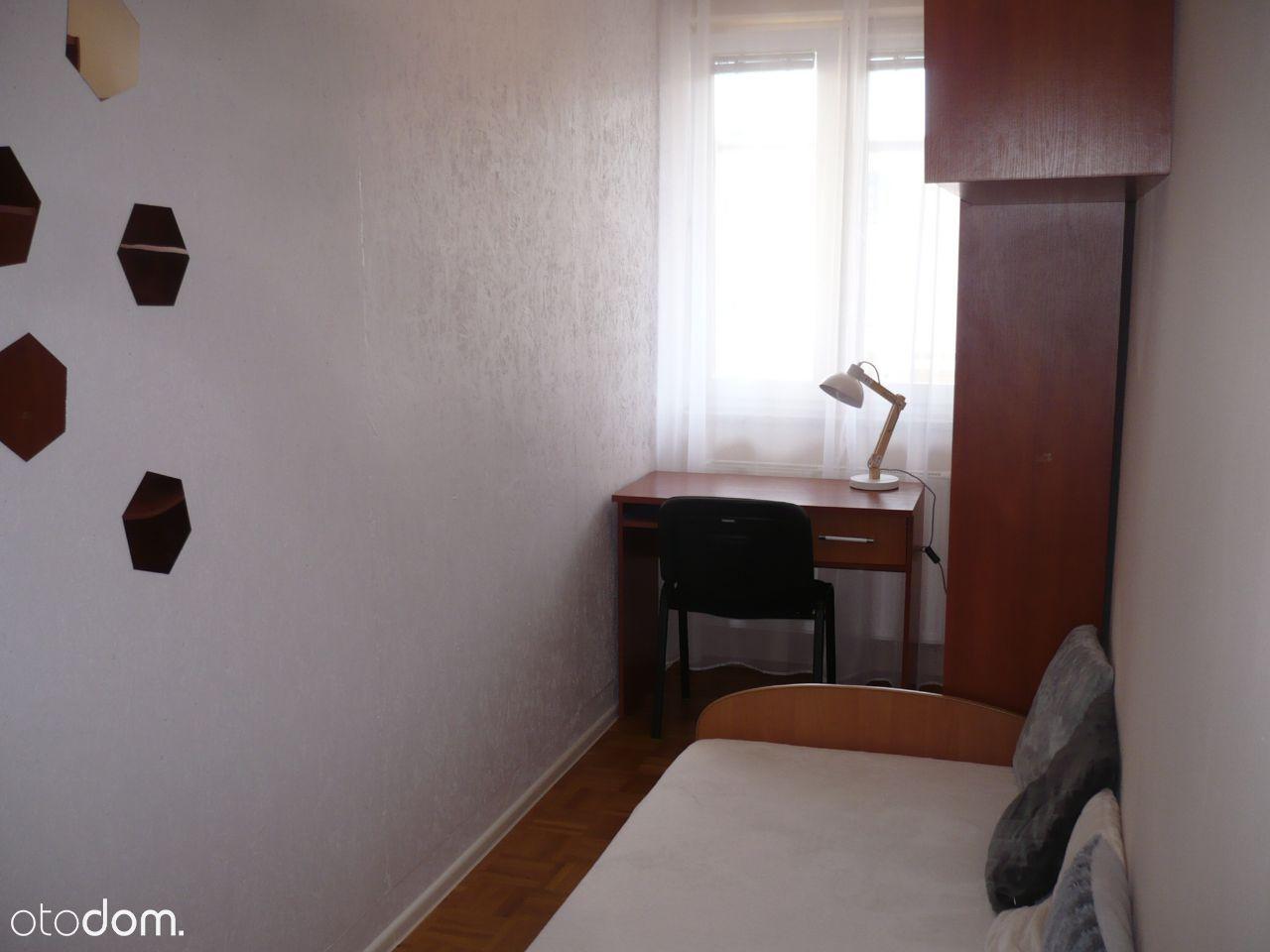 Wolne pokoje dla studentek