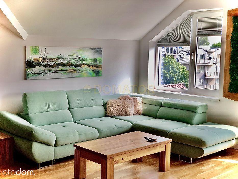 Dwupoziomowe mieszkanie 74m2 Osowa Góra