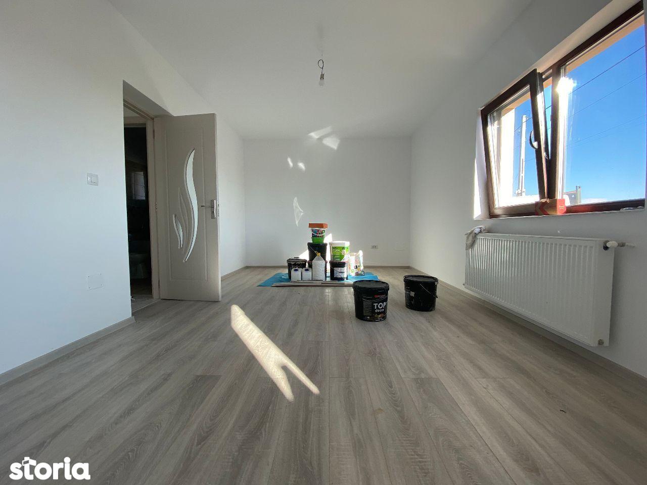 Casa 3 camere Valea Ursului Vorovesti + teren