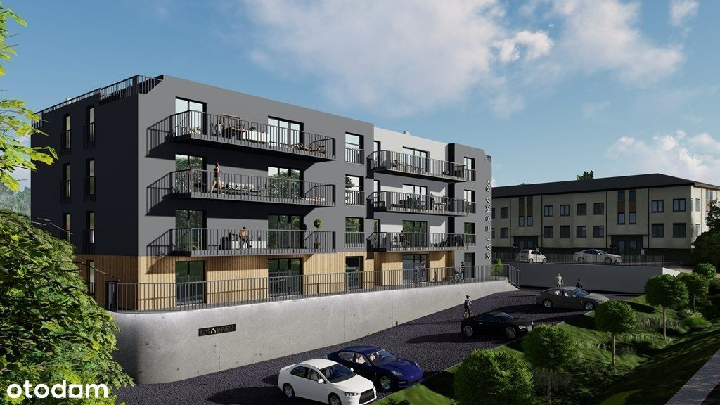 Mieszkanie idealnie pod inwestycję - 3 pokojowe