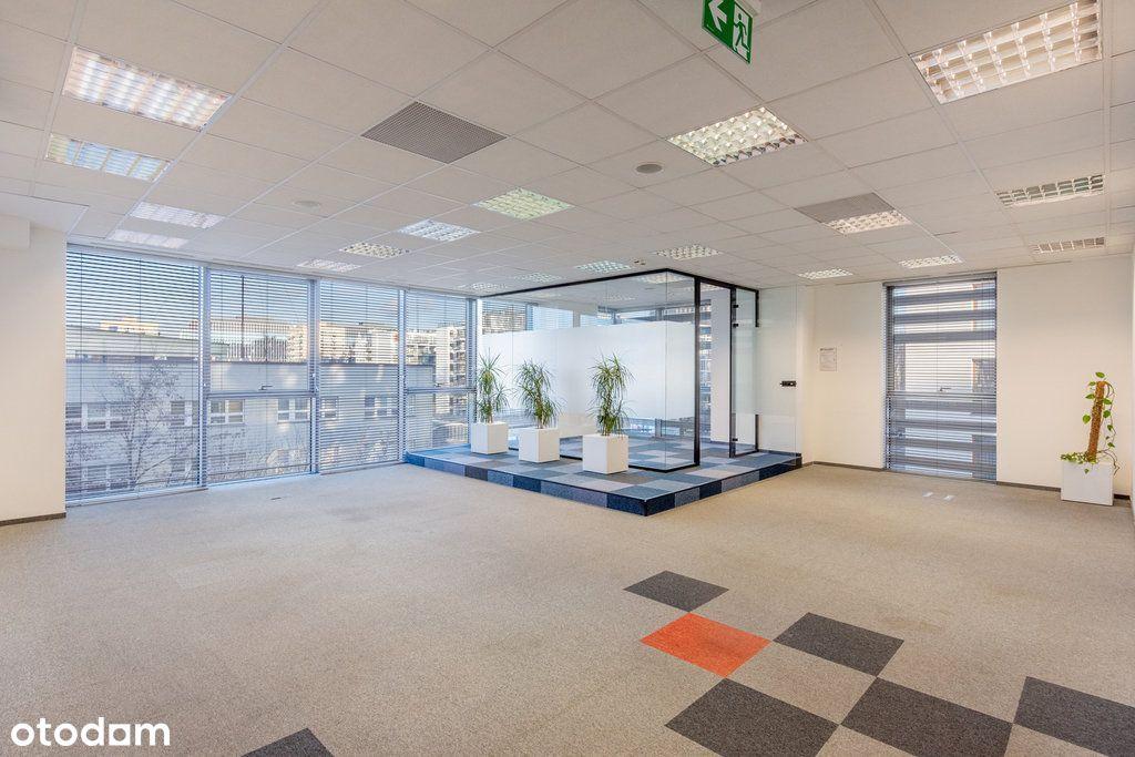 Biuro w nowoczesnym biurowcu - Rondo Daszyńskiego