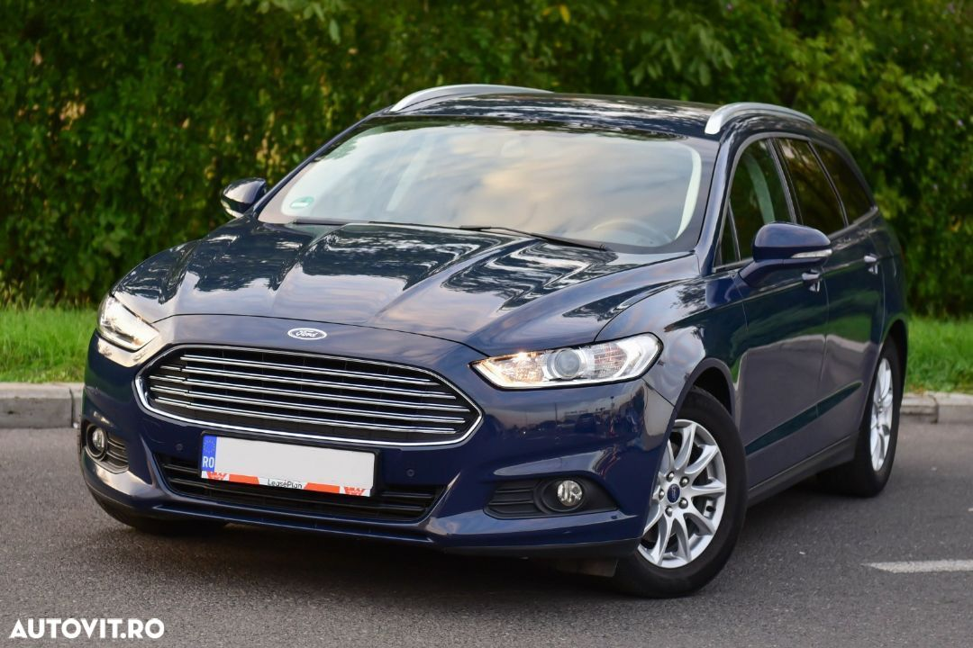 Ford Mondeo 2.0 - 17