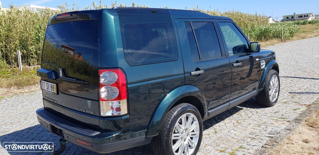 Land Rover Discovery - 31