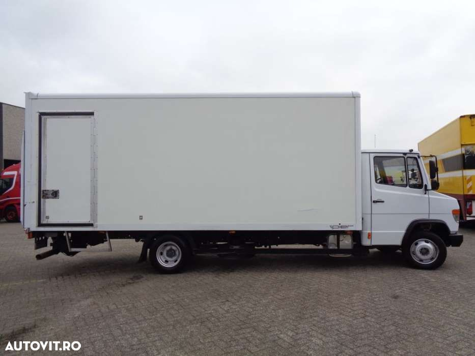 Mercedes-Benz Vario 816D + Manual + Lift - 19