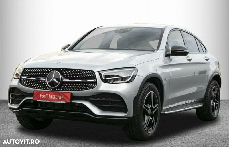 Mercedes-Benz GLC Coupe 200 - 1