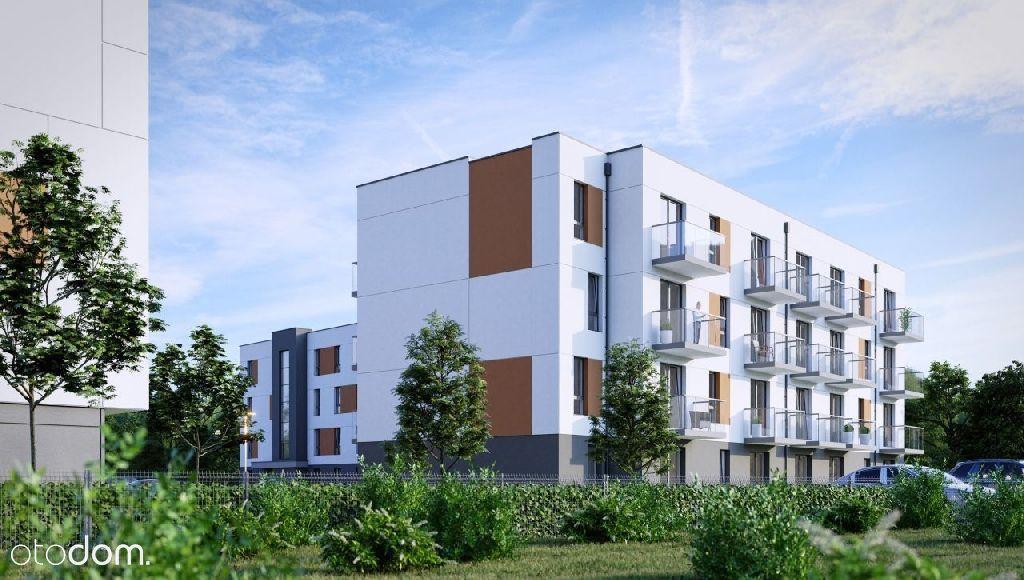 Nowe Mieszkanie 38,24 m² na I piętrze/Centrum mias