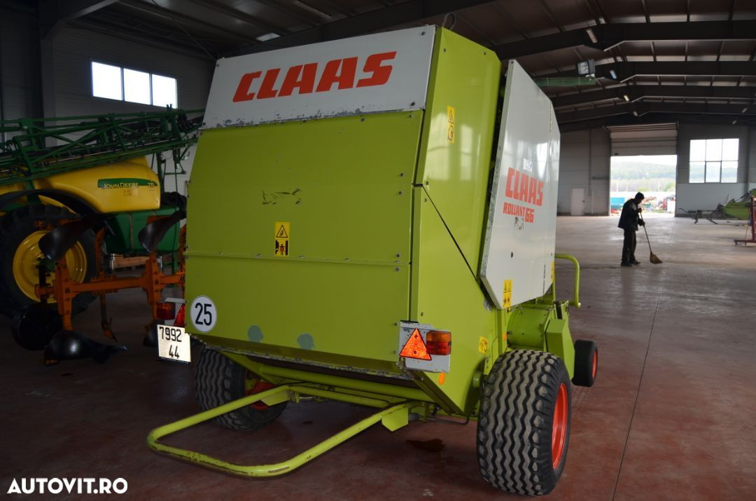 Claas rolland66 - 1