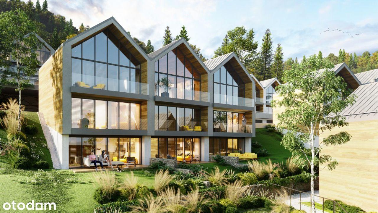 Willowe apartamenty inwestycyjne w Wiśle