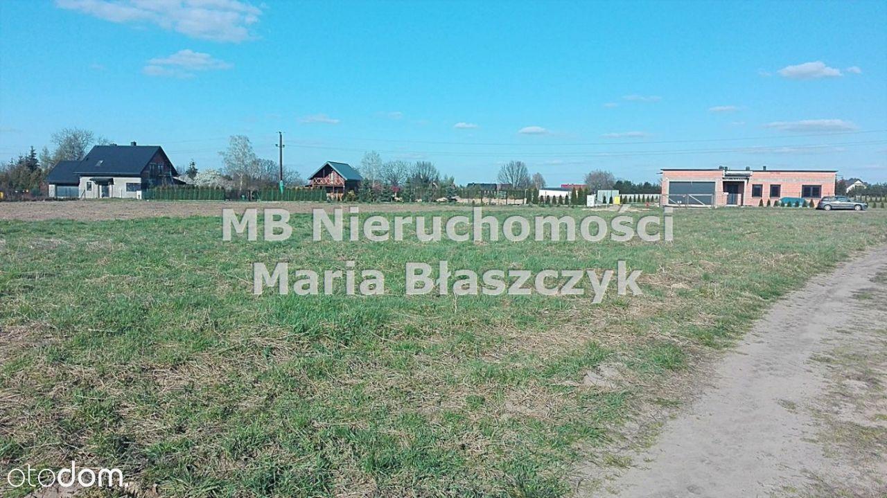 Dziełka budowlana na Proboszczewicach